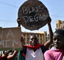 Le peuple du Burkina Faso a forcé Blaise Compaoré à démissionner