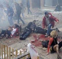 les horreurs du Bataclan, attentat islamiste